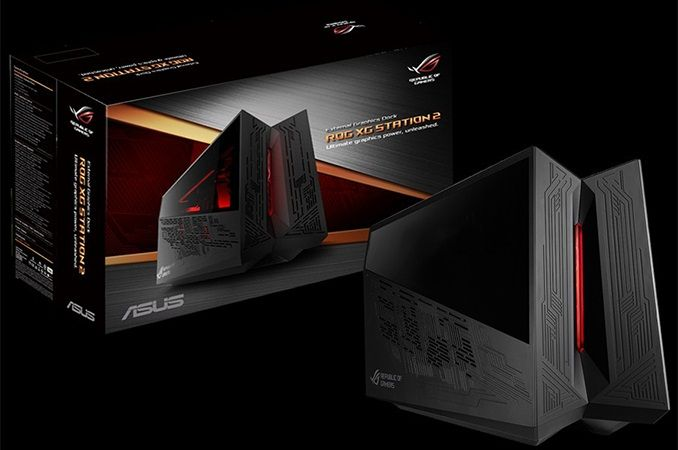 Asus GAME ROG XG STATION2